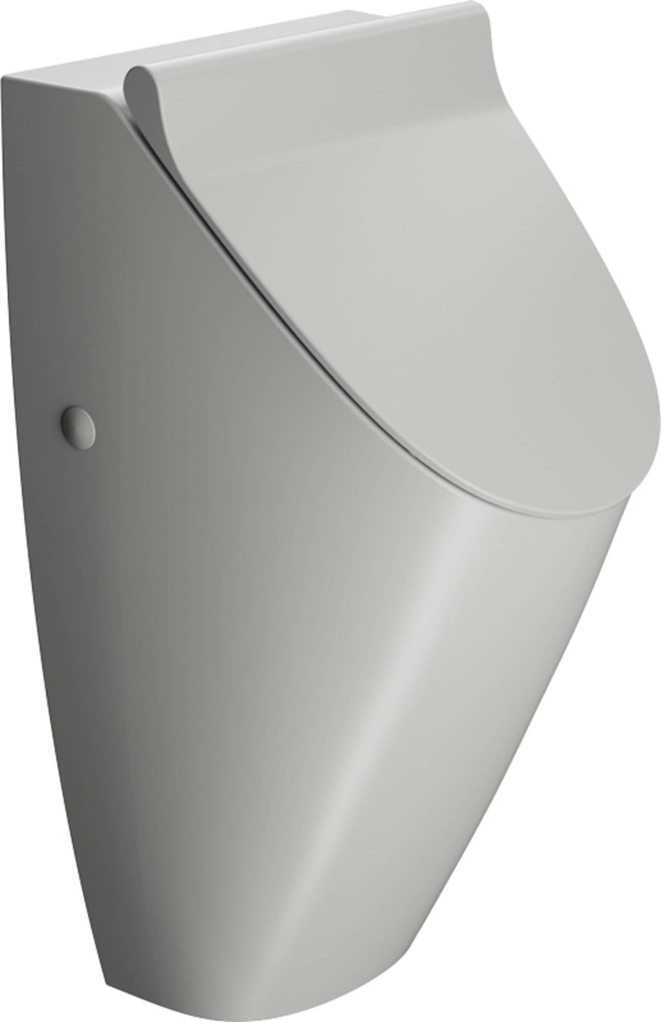 Ben Stilo Urinoir 31x35x65 cm geschikt voor deksel Cement Grijs