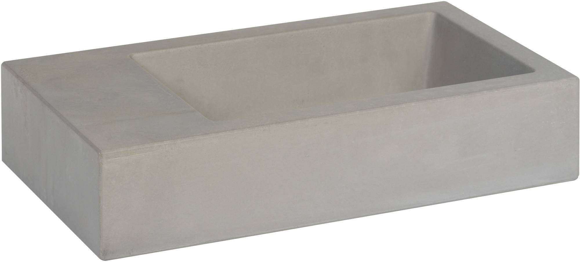 Ben Titan Fontein L 40x22,5x9,4 cm zonder Kraangat Beton