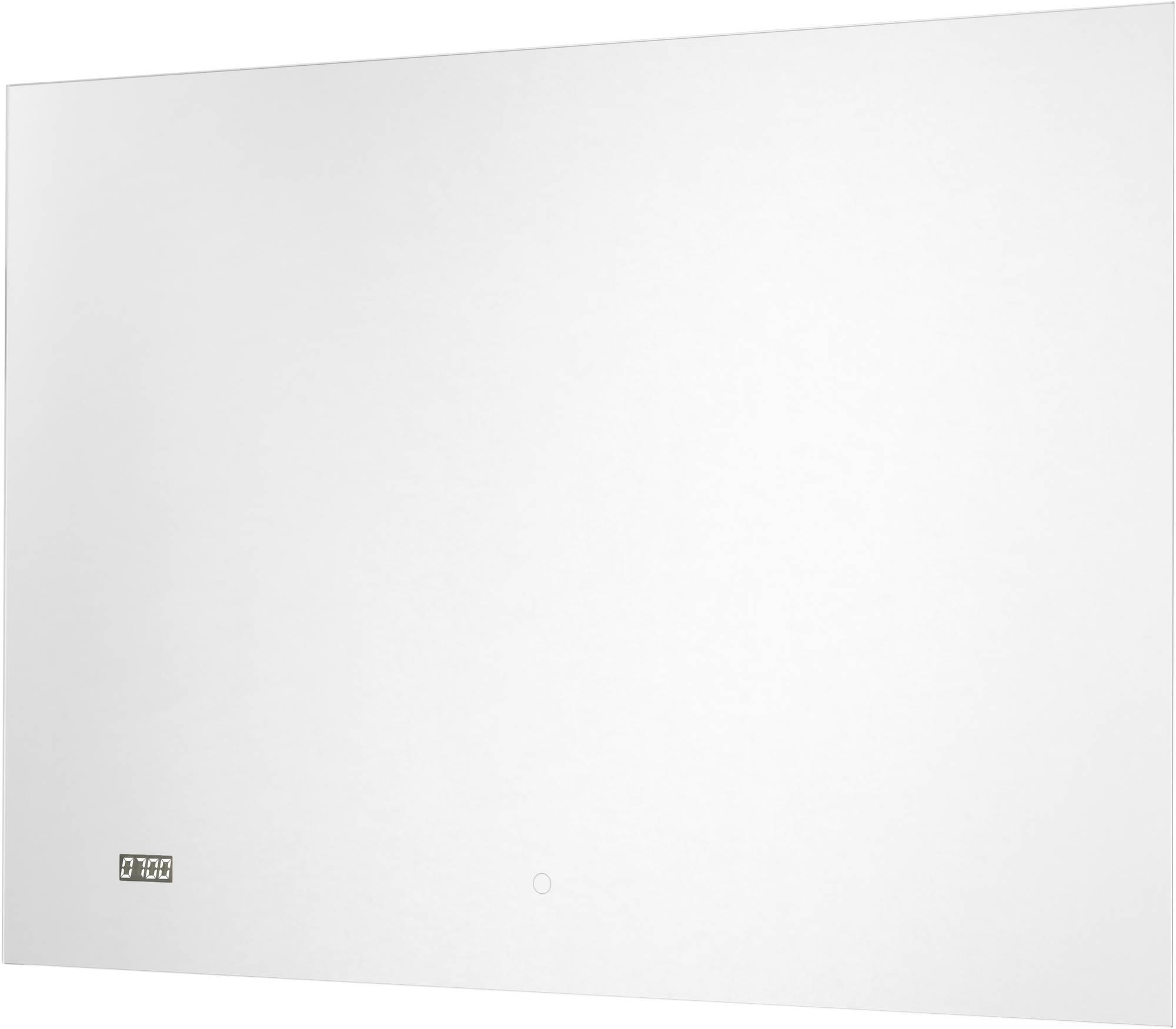 Ben Watch spiegelpaneel met LED verlichting rondom 100x70 cm