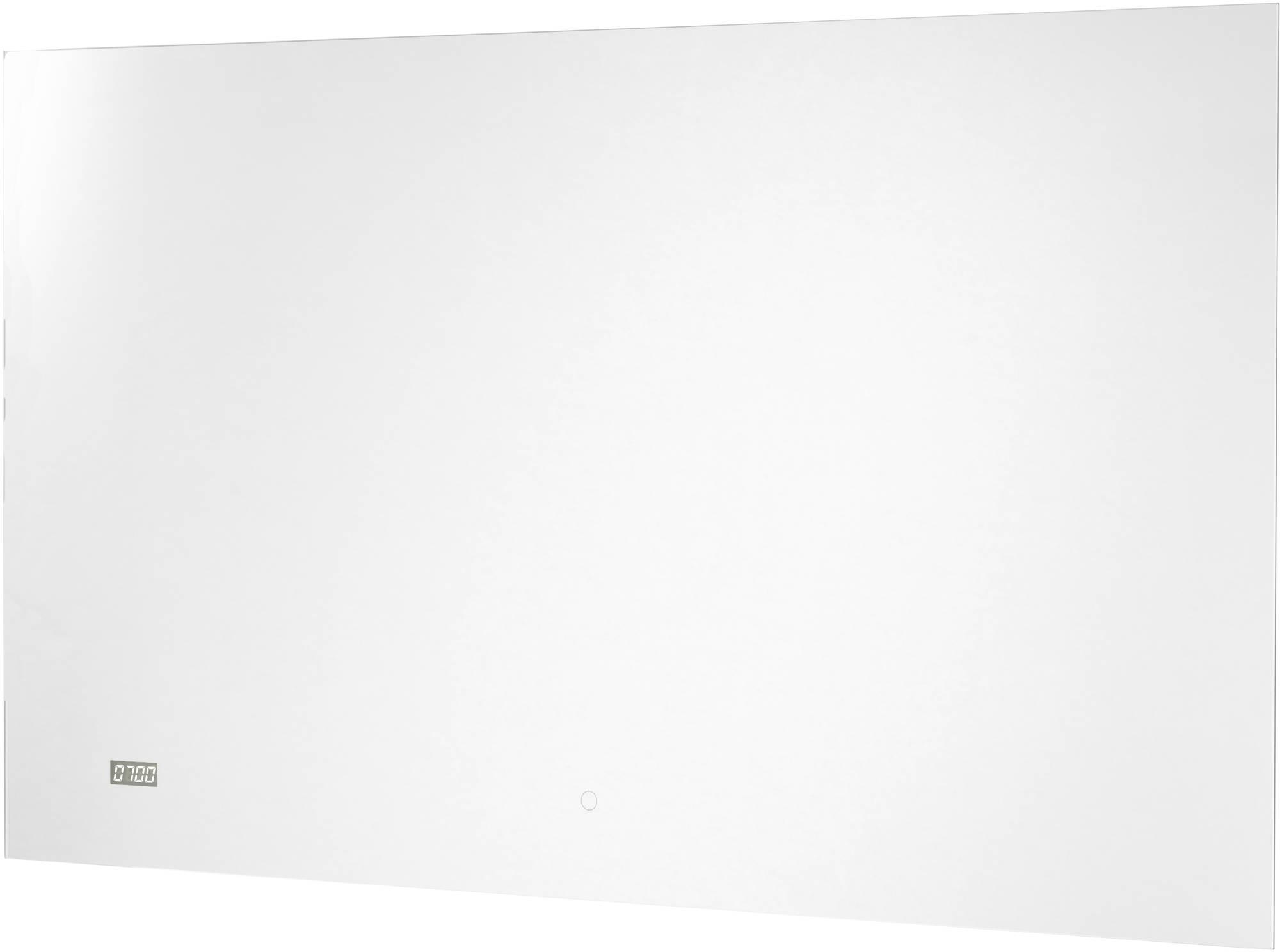 Ben Watch spiegelpaneel met LED verlichting rondom 120x70 cm