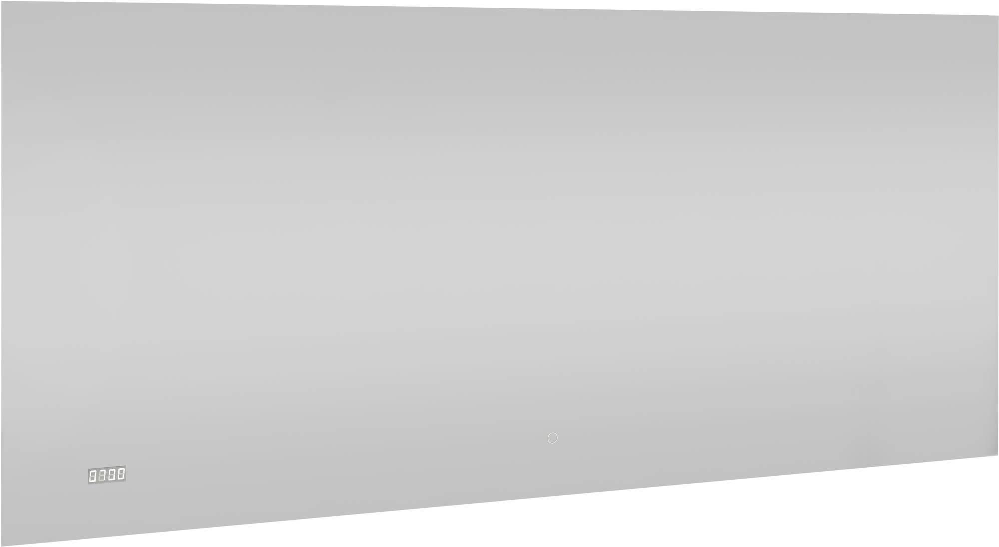 Ben Watch spiegelpaneel met LED verlichting rondom 160x70 cm