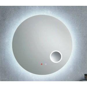 Line 45 Spiegel Rond Ø80x4 cm met LED Verlichting, Verwarming en Touch bediening