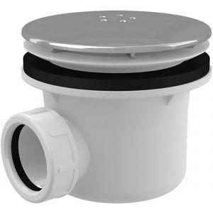 Sealskin  Douchebak sifon 90 mm wit/chr