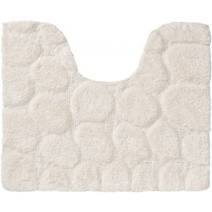 Sealskin Pebbles Toiletmat Ivoor