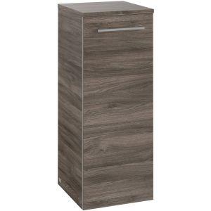 Villeroy & Boch Avento Zijkast 35x37,3x89 cm Stone Oak