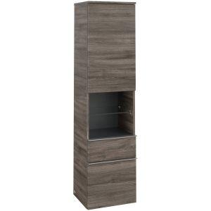 Villeroy & Boch Venticello Hoge kast 40,4x37,2x154,6 cm Stone Oak