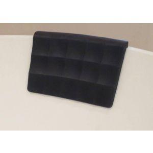 Riho hoofdsteun badkussen zwart