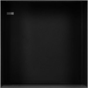 Looox Special Colour Box inbouwnis 90x30 cm Mat Zwart