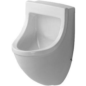 Duravit Starck 3 urinoir met aan-afvoer verdekt Wit