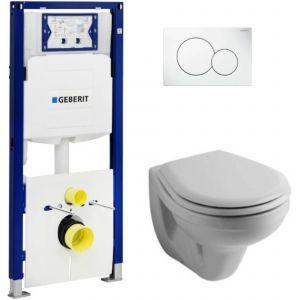 Geberit UP320 complete toiletset met Sphinx E-con wandcloset