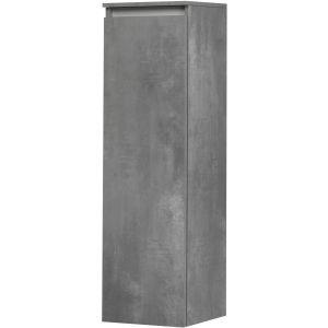 Saniselect Guarda Midi kast 35x34x120 cm Beton Grijs