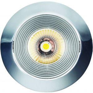 Luxalon Spot LED rond incl. driver chroom