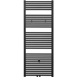 Ben Kos Designradiator 60x157,5 cm Grafiet Zwart