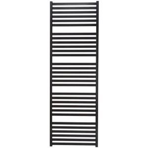 Ben Leros radiator met middenaansluiting 50x180 cm 770W zwart