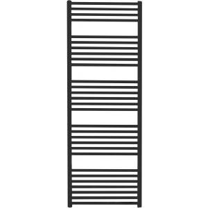 Saniselect Moulin Designradiatoren Recht 75x167,2 cm Zwart