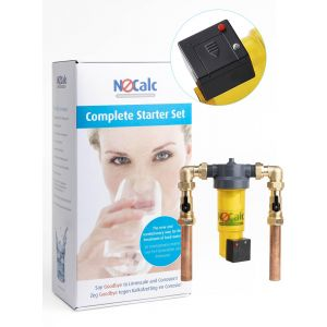 NoCalc CombiCompact PRO Starter Set incl. Sensor + Afsluiters