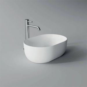Saniselect Pescara Opbouwkom 45x31x16 cm Glans Wit