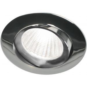 Ben Oval LED inbouwspot Chroom