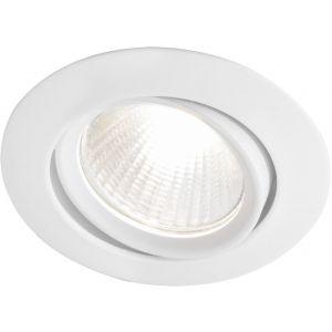 Ben Oval LED inbouwspot Wit