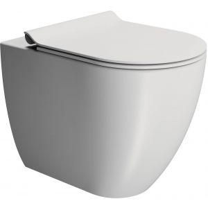 Ben Segno Closet Xtra Glaze 36x55x41,5 cm Mat Wit