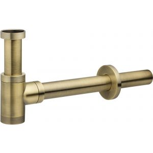 Ben Design Sifon 35-40 cm Antiek Brons
