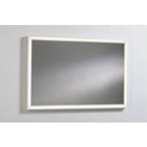 Ben Belluno Spiegelpaneel met Sensor 100x70 cm Wit