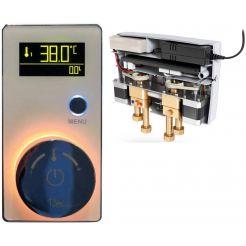 Ben E-Box Elektronische badkraan 2-weg WiFi Chroom