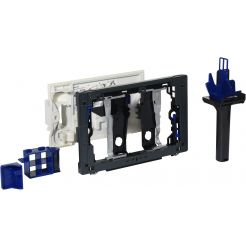 Geberit Toiletstick-houder voor Stick Antracietgrijs voor Sigma 8 cm
