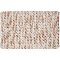 Sealskin Vintage Badmat 80x50 cm zand
