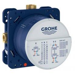 Grohe Rapido Smartbox basisgarnituur voor Thermostaat