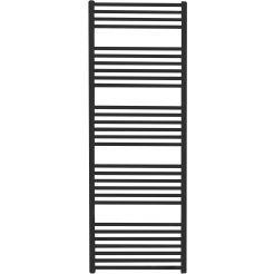 Saniselect Moulin Designradiatoren Recht 50x167,2 cm Zwart