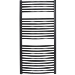 Ben Samos Designradiator 60x121,5cm 758watt Antraciet