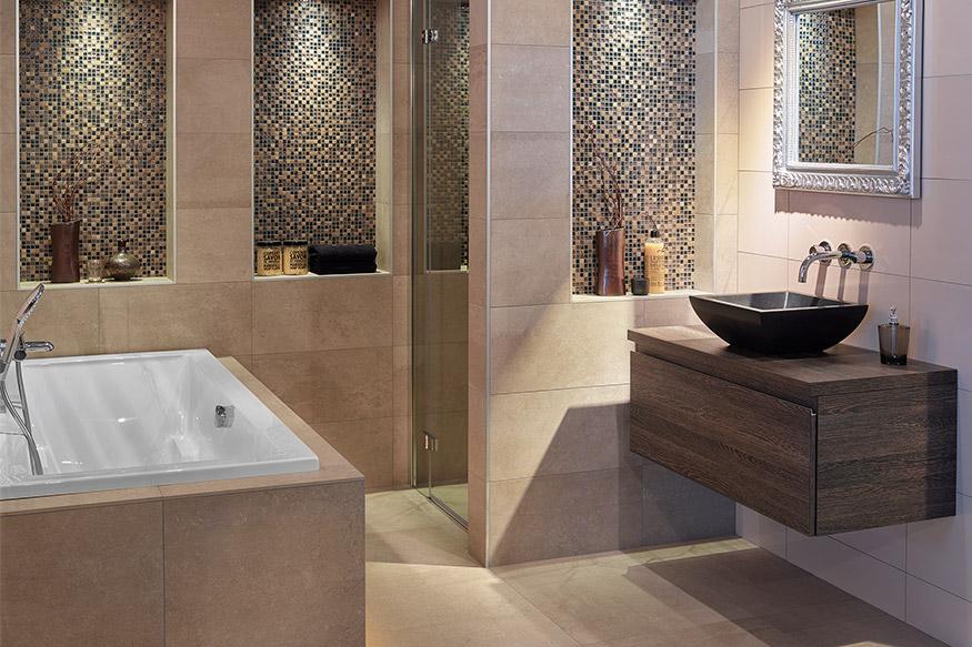 Simpele Mooie Badkamer : Simpel vormgegeven badkamer van susanne inrichting huis