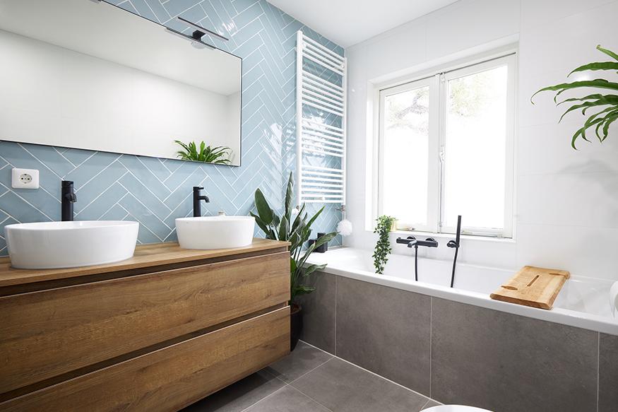 Breng kleur in je badkamer!
