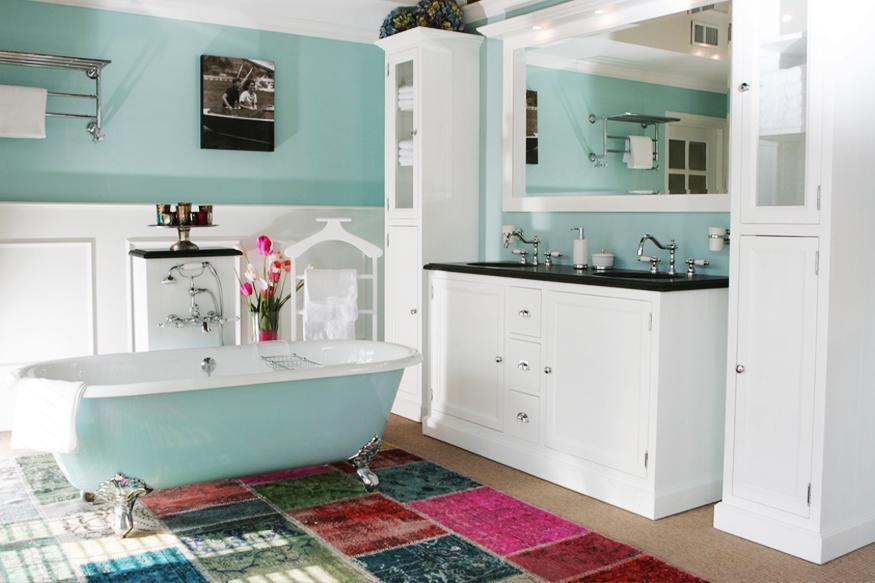 Engelse badkamers