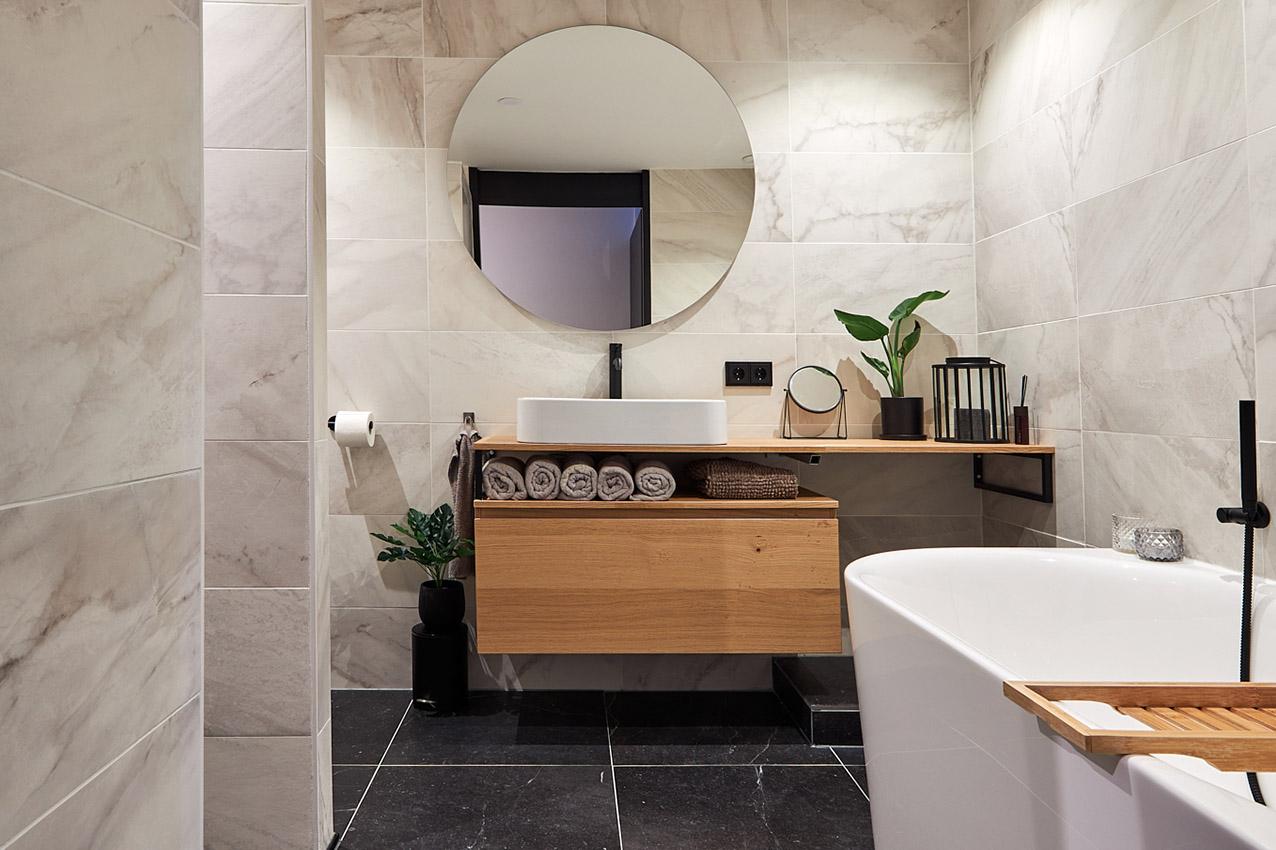 Hotel chique badkamer: luxe en comfort