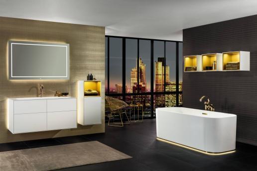 Wat is de perfecte badkamerverlichting?