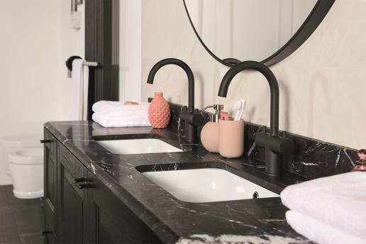 Upgrade je badkamer met de gekleurde Ben Lavion kranen