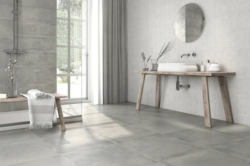 Ideeën voor een Scandinavische badkamer
