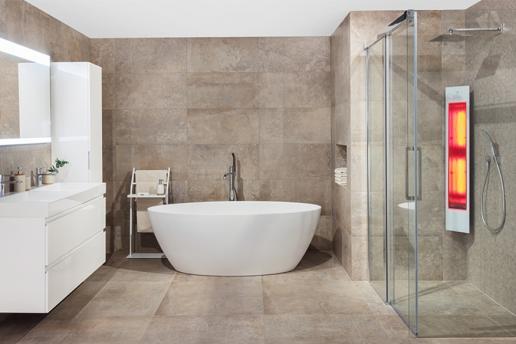 Zo creëer je een moderne badkamer