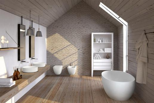Een unieke badkamer met Cielo
