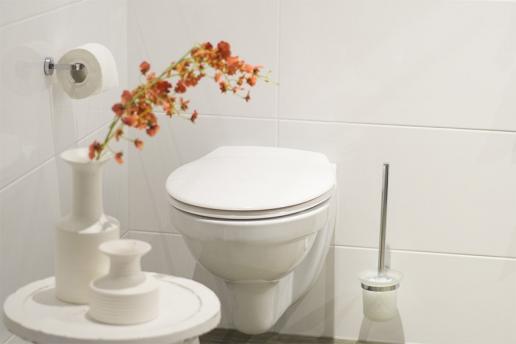 Een complete toiletset om direct mee te nemen