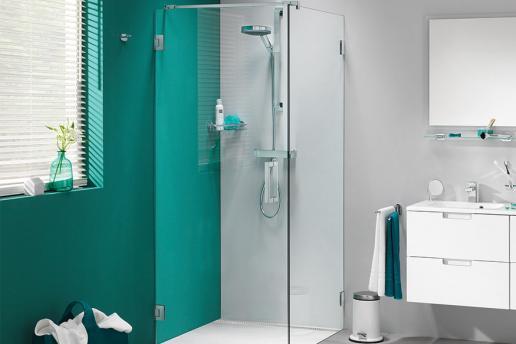 Haal met een douchecabine je eigen waterpaleis in huis