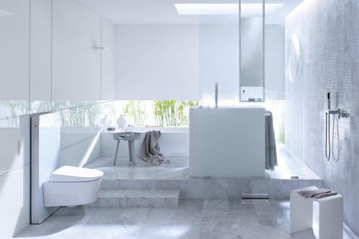 De voordelen van een douche wc