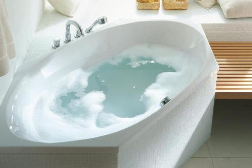 Een luxe badkamer creëer je zo