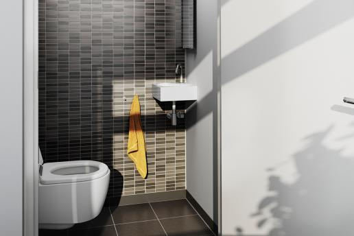 Tips & tricks: een klein toilet inrichten