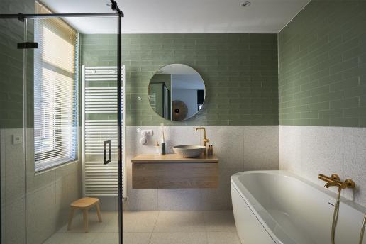 Inspiratie voor je retro badkamer