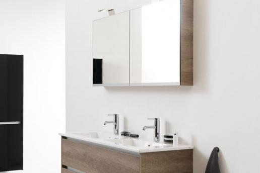 Primabad spiegelkast: overzichtelijk uit het zicht