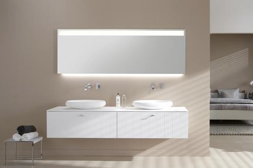 De voordelen van spiegelverlichting