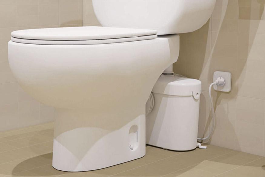 Sanibroyeur: een wc-vertrek op elke plek